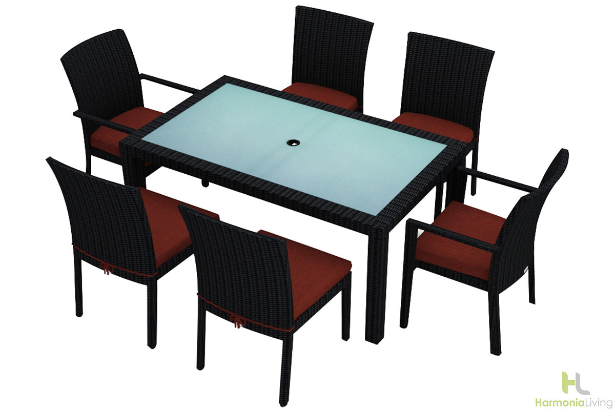 Panama jack outdoor furniture patio dining sets and mega for Outdoor patio furniture deals