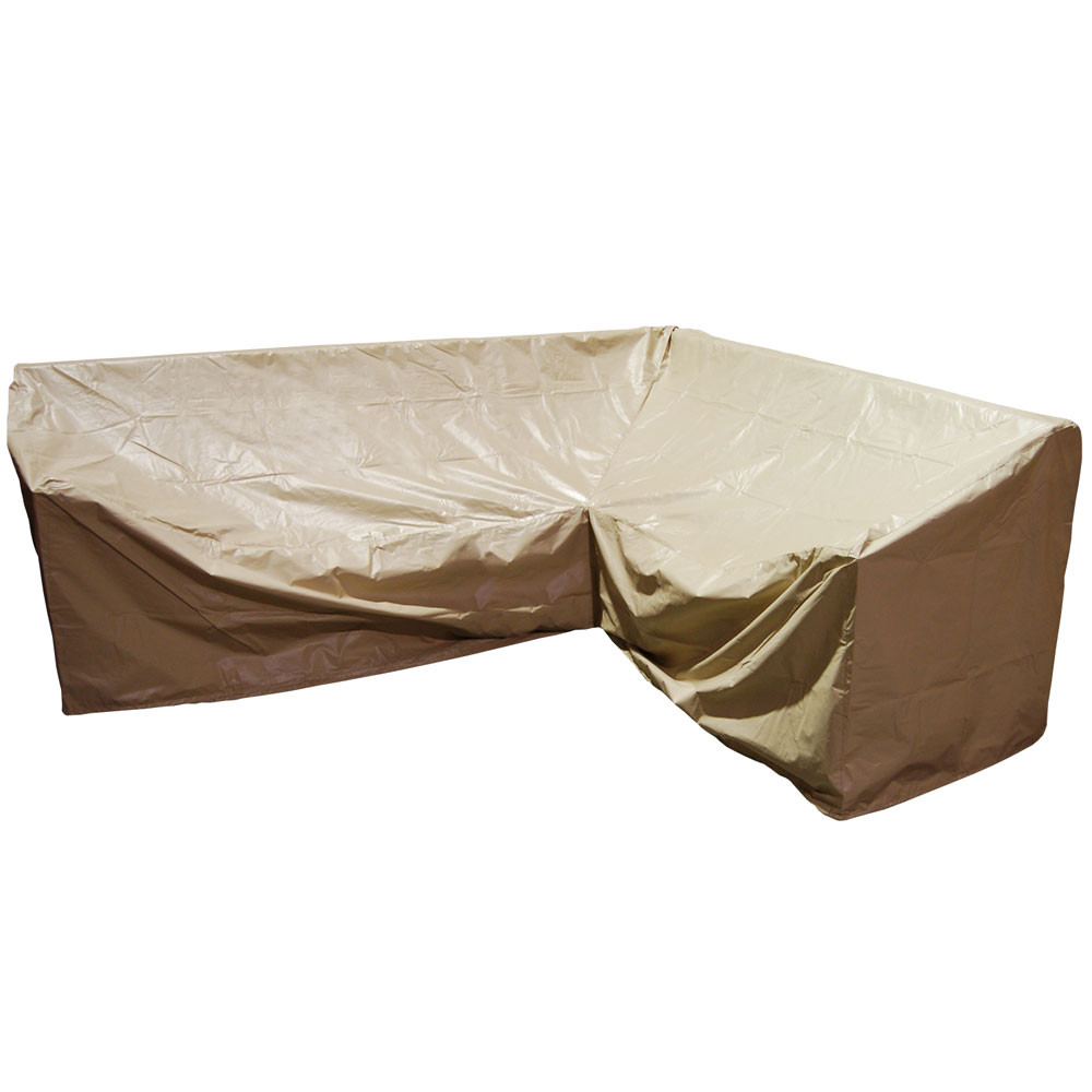 covers for patio furniture. Forever Patio Hampton Wicker 6 Piece Left Facing Sectional Furniture Cover Covers For