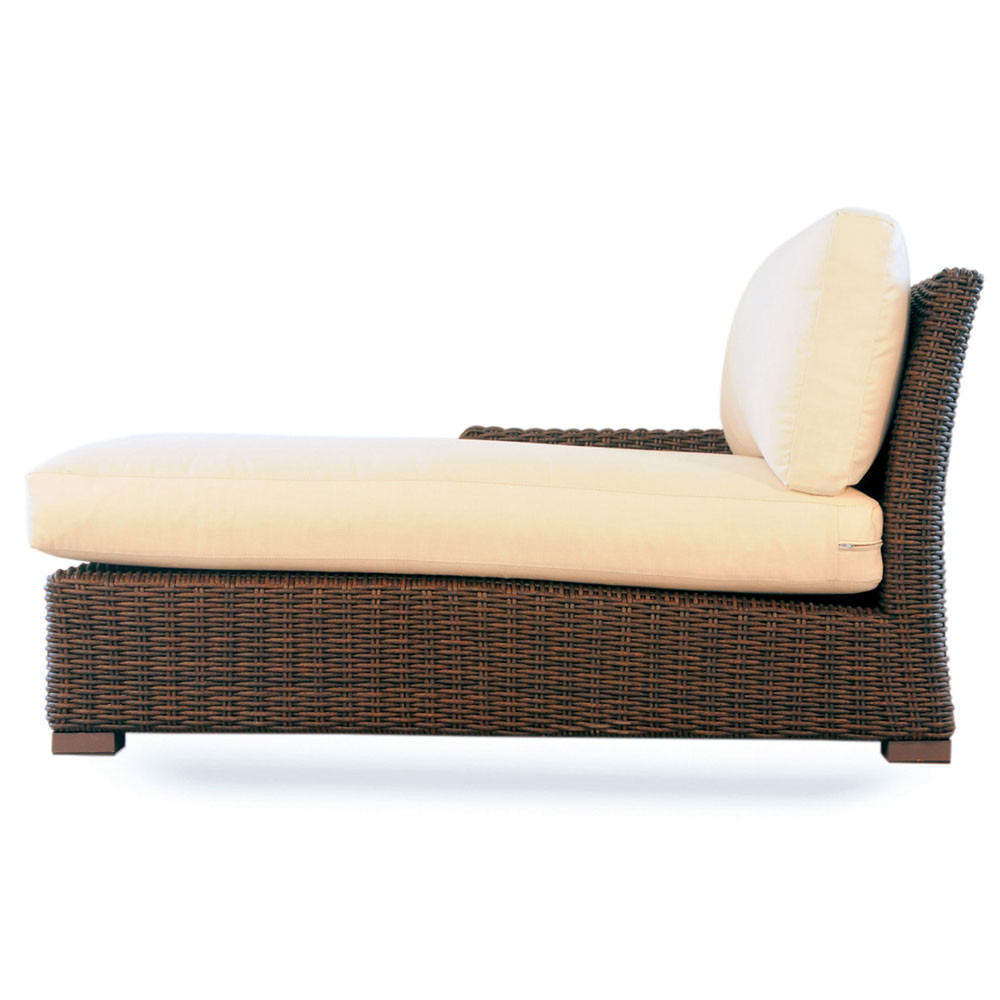 Lloyd Flanders Mesa Left Arm Facing Wicker Chaise Lounge  sc 1 st  Wicker.com : lloyd flanders chaise lounge - Sectionals, Sofas & Couches