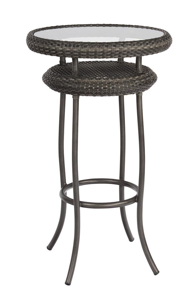 Whitecraft By Woodard Canaveral Nelson Wicker Bar Height