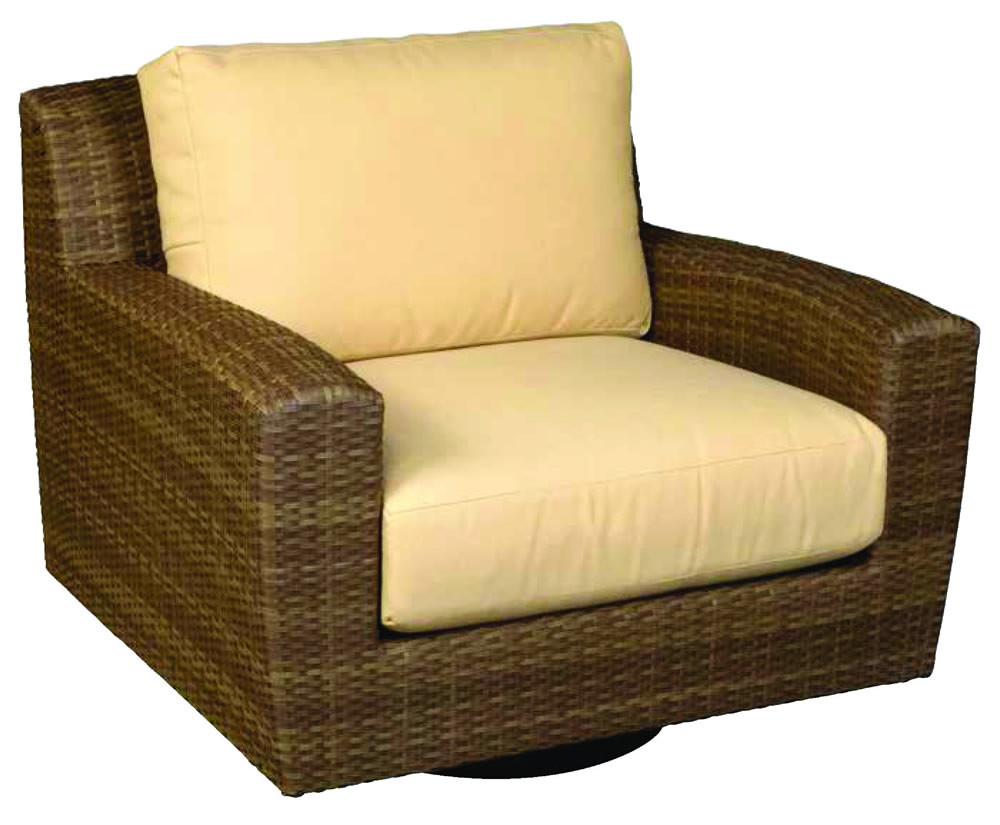 Cane swivel chair replacement cushions