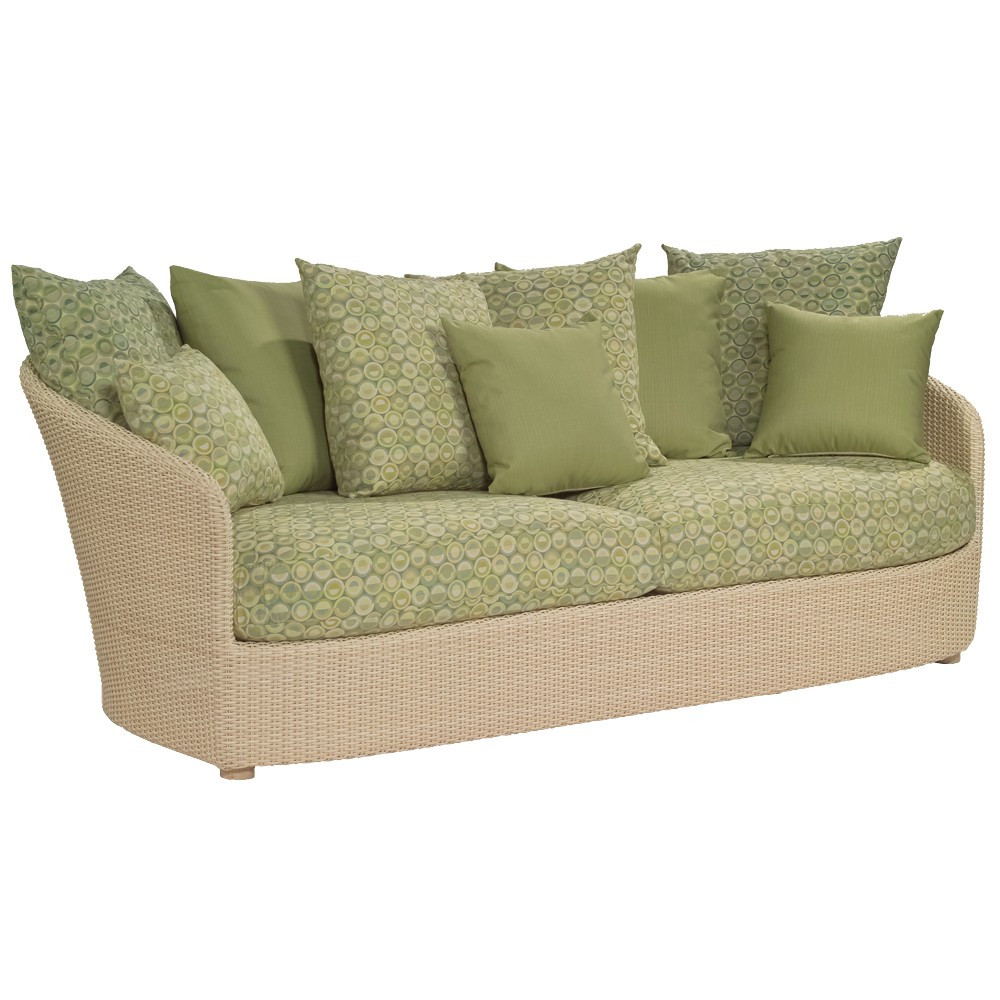 Replacement Cushion Whitecraft By Woodard Oasis Wicker Sofa