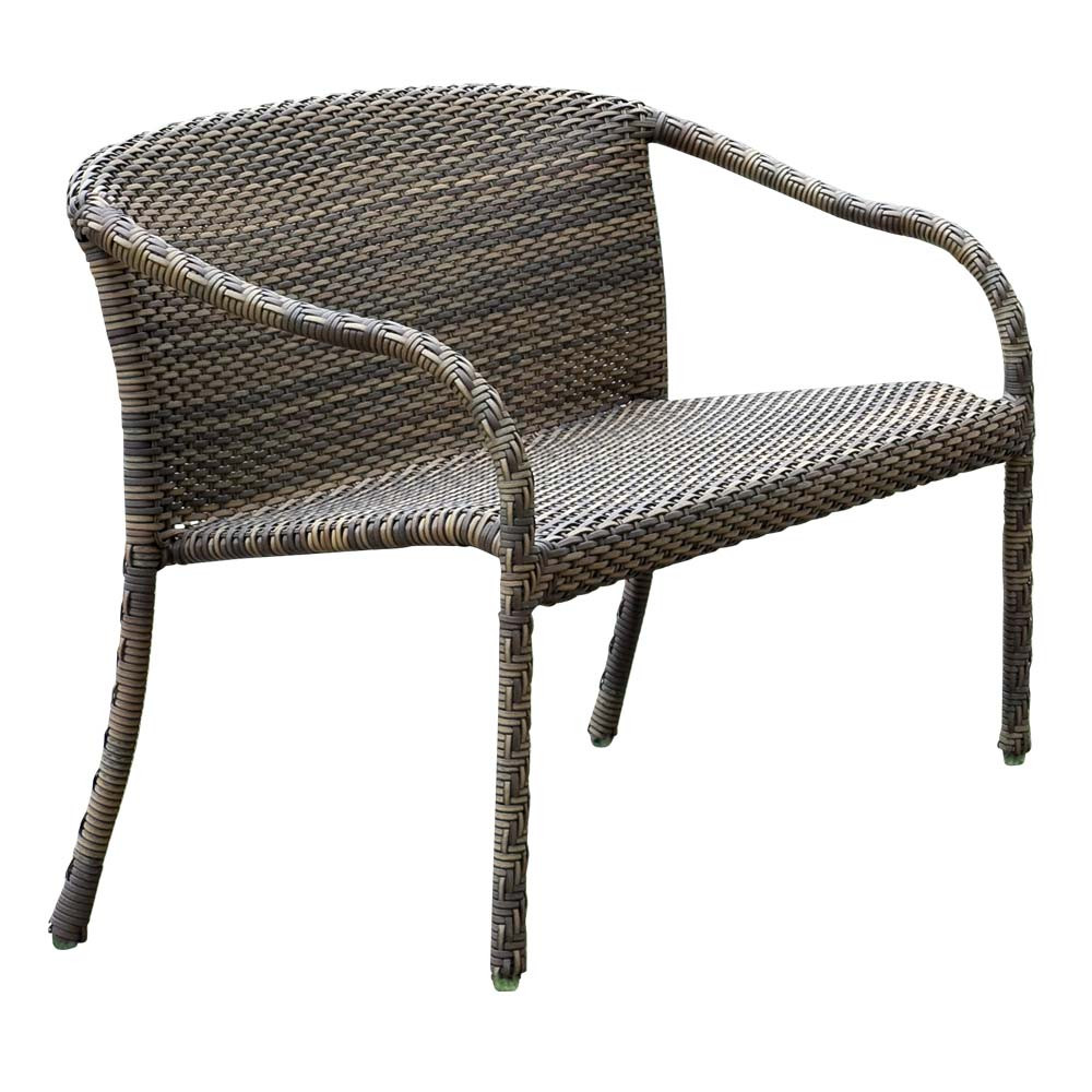Longboat Key Summit Wicker Loveseat