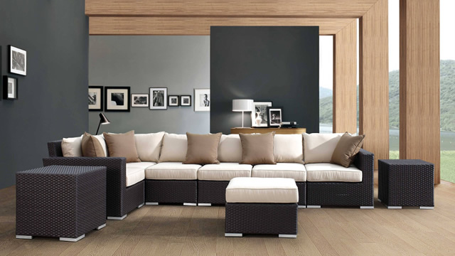Outback Living Solana Sectional - Starting at $1999