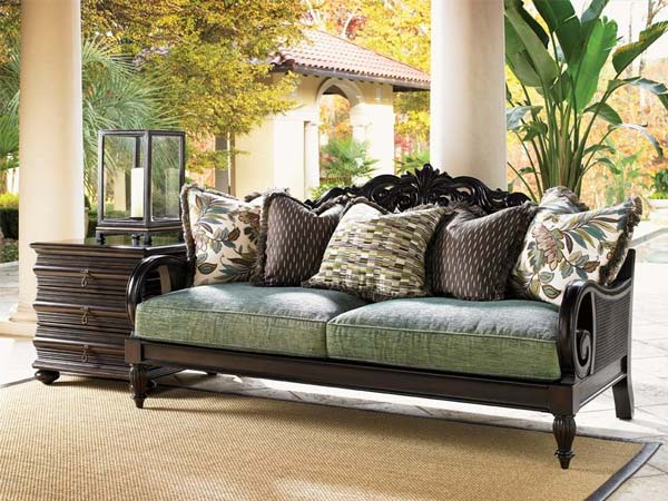 Tommy Bahama Royal Kahala Turtle Bay Sofa