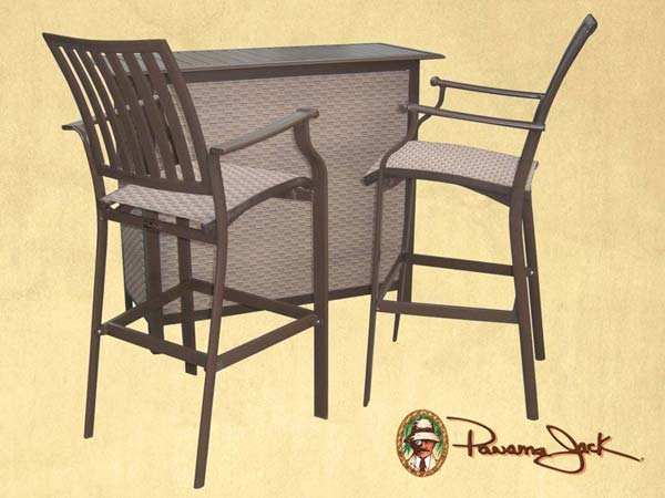 Panama Jack Island Breeze 3 Piece Bar Set