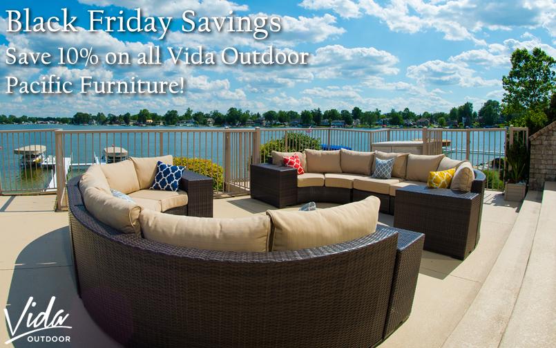 Black Friday Savings on Vida Outdoor Pacific