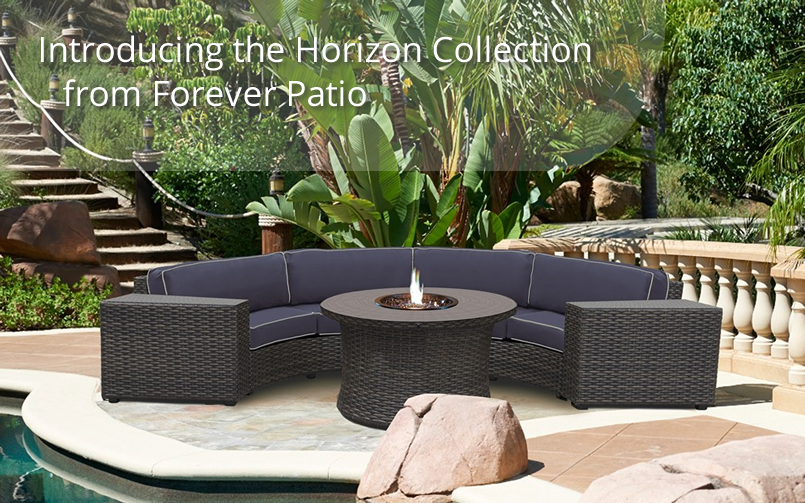 Introducing the Horizon Collection from Forever Patio