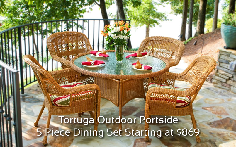 Dine in Perfection with Portside Dining