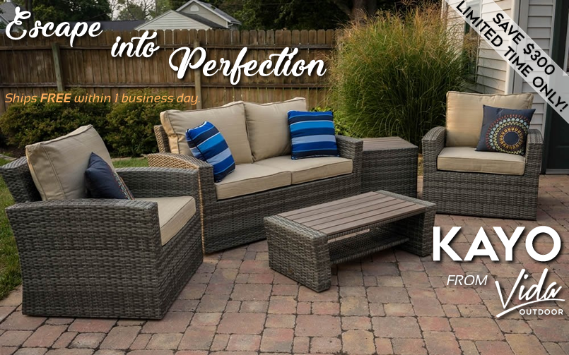 Escape into Perfection with Kayo