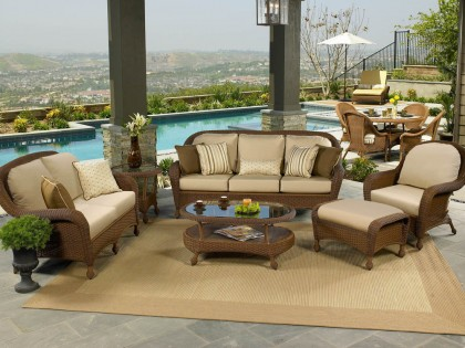 Conversation Patio Sets Resin Wicker Patio Sets