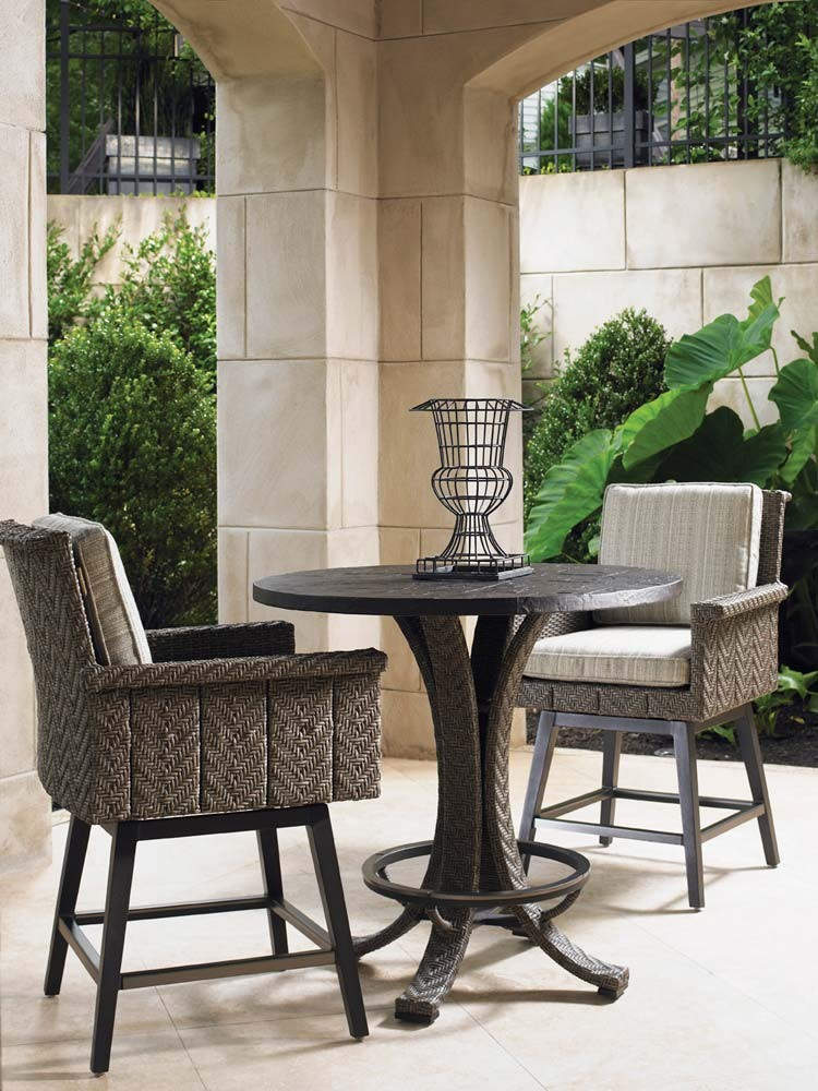 Shop For Tommy Bahama Bar Stools Wicker Central