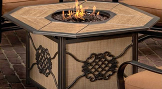 Fire Pits and Patio Heaters