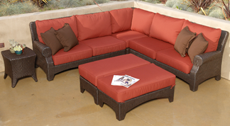 Outback Living Santa Barbara Sectional