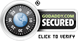 GoDaddy Secured - Click to Verify
